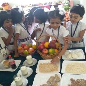 best_public_school_in_kerala_ Fruits And Vegetable Day (14)