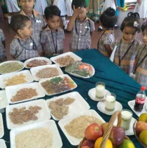 best_public_school_in_kerala_ Fruits And Vegetable Day (18)